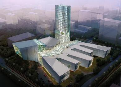 Yiyang Technology Tower