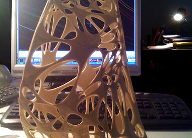 Trophy Design - 2010 World Cup Budweiser Man of the Match