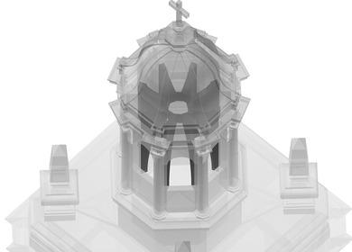 San Roque Chapel Tower - Seismic Renovation