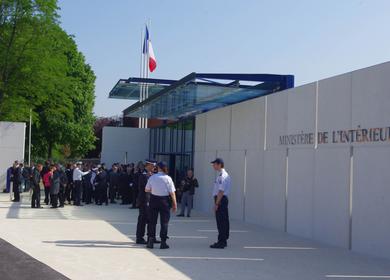 """Grand Lognes"" training site"
