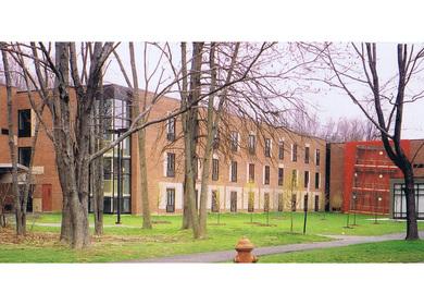 H2L2 (Built) Gwynedd Mercy College Loyola Hall Suites Dormitory,Gwynedd Valley, PA