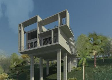 Proposed House for St. Thomas