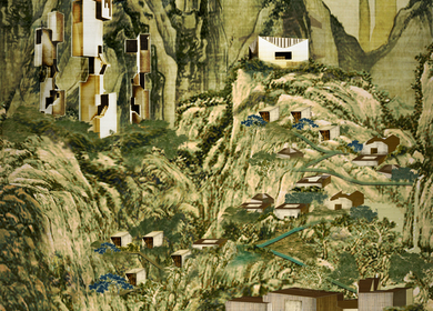 Tianjin Buddhist Retreat Concept