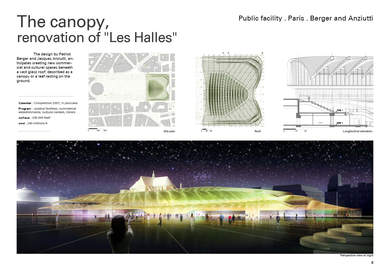 The Canopy, renovation of
