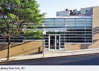 NY High Bridge Public Library