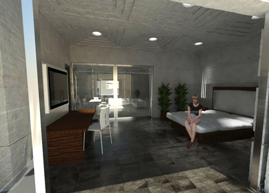 Apartment for Four Friends