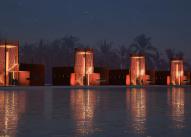 Resort Masterplan Concept