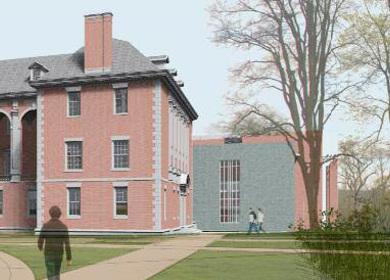 Williams College - Stetson Library