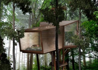 Inhabit Tree house