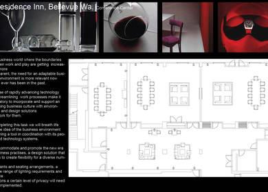 Residence Inn Conference Center Concept