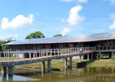 Smithsonian Tropical Research Station, Bocas del Toro, Panama