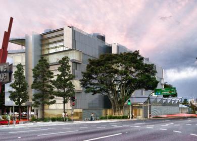 Queensland University of Technology - Creative Industries Precinct Phase II