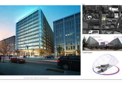 901 North Capitol | Pursuing LEED Gold