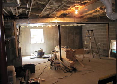 Basement Completion