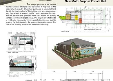 Ottawa Chinese Alliance Church Expansion Proposal