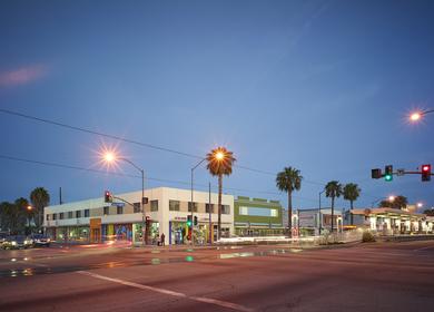 Long Beach Facades Improvement