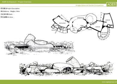 Ningbo Botanical Garden Park Design Competition