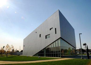 Columbia Memorial Science Center