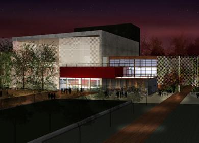 Design of a Theatre (FRANCE)