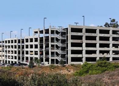 One Miramar Parking Garage - MVE Architects/Sundt Construction