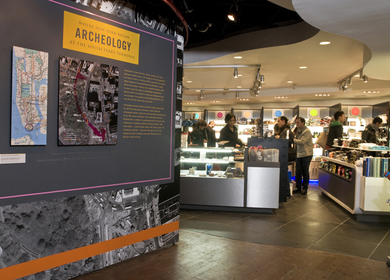 Where New York Began: Archeology at South Ferry