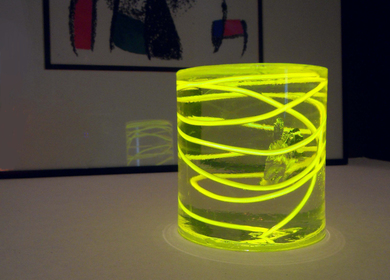 EL Hotwire Series Art Lighting
