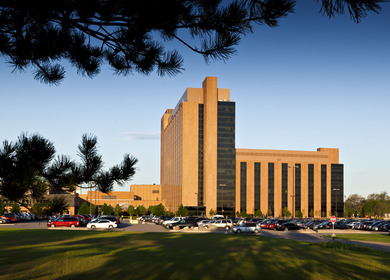 Saint Joseph Mercy Health System, East/North Towers