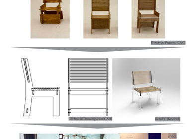 WANTED. Design in Puerto Rico. Chair