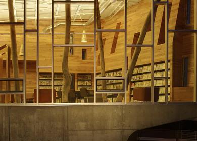 Ann Arbor District Library - Traverwood Branch
