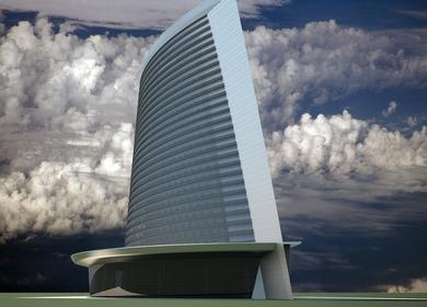 Dubai Wing
