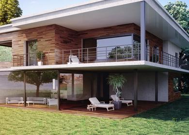 1 Family House