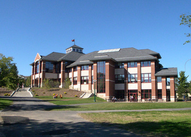 St. Lawrence University - Student Center