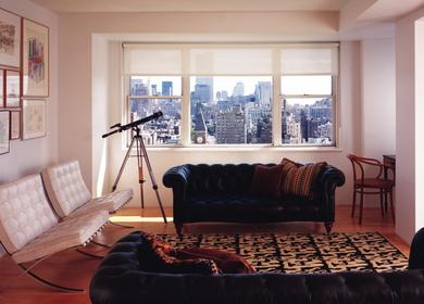 Eisenman / Davidson Apartment