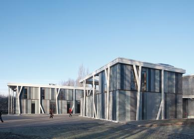 Arts Pavilion (Kunstenpaviljoen)