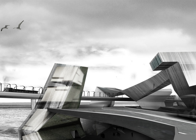 Hong Kong Boundary Crossing Facilities International Design Ideas Competition.