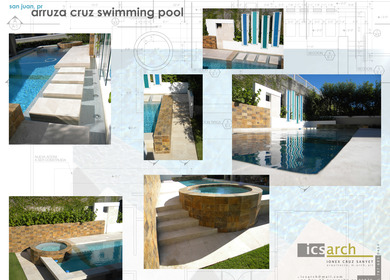 Arruza Cruz Swimming Pool