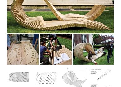 Visual Permeability Pavilion
