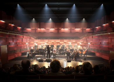 Royal College of Music by AIX