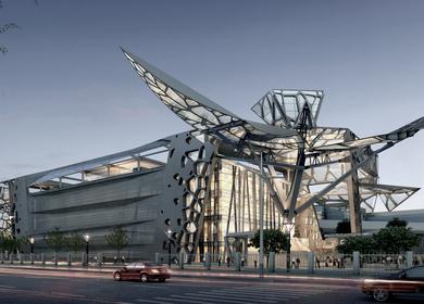 Zoomlion New Headquarters Exhibition Center