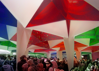 New Museum Tents