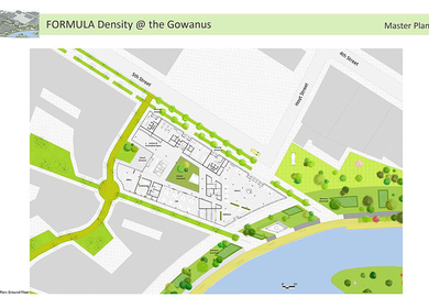 FORMULA Density: Institute on Ecological Studies and Housing