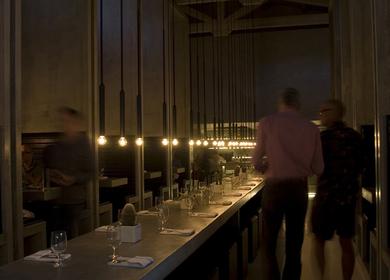Workshop kitchen + bar