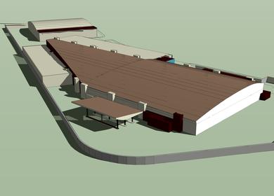 MBTA Arborway Bus Facility