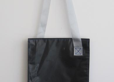 Repurposed Vinyl Bags