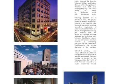 The Tower Lofts, USA