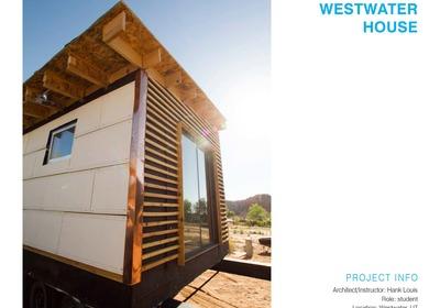 DesignBuildBLUFF - Westwater House