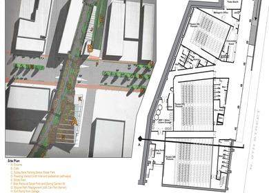 111th John Stewardson Memorial Scholarship in Architecture (2012 Winner)