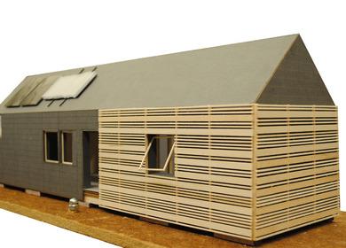 6250 Solar Decathlon House - Prototype