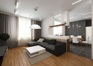 Apartment in Nizhny Novgorod