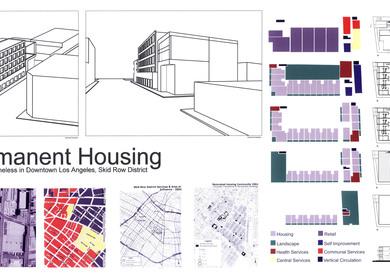 SRO (Single Room Occupancy) Permanent Housing